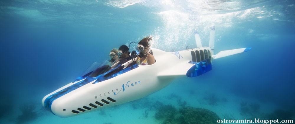 Подводный самолет Necker Nymph