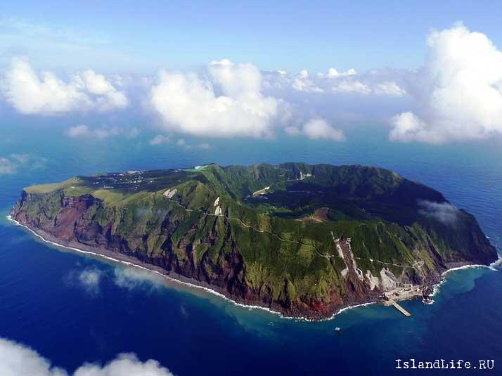 Остров-вулкан
