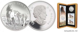 Монеты и марки Канады