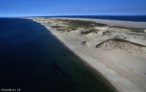 Кто первым посетил берега острова Сейбл неизвестно