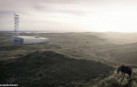 Лошади острова Сейбл давно живут вместе с немногочисленными людьми